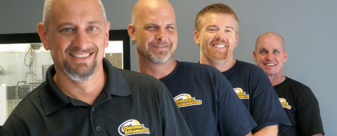Oldsmar Automotive Team