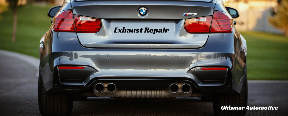 exhaust repair Oldsmar Automotive